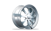 Our technicians are fully trained to repair damage caused to aluminum rims, restoring them to showroom- caliber condition.